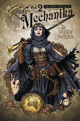 Lady Mechanika: Volume 2: Tablet of Destinies TP