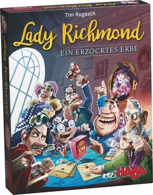 Lady Richmond Card Game