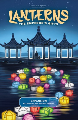 Lanterns: The Emperors Gifts Expansion