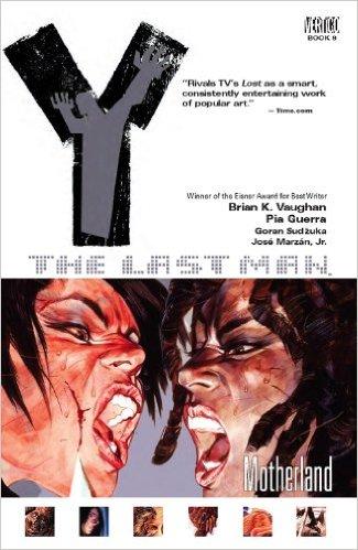 Y: The Last Man: Volume 9: Motherland TP - Used