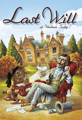 Last Will Board Game (CGE)