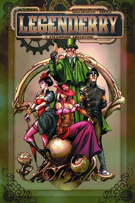 Legenderry: A Steampunk Adventure TP