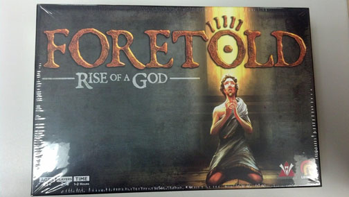 FORETOLD: Rise of a God - USED - By Seller No: 9411 David Palomares Jr