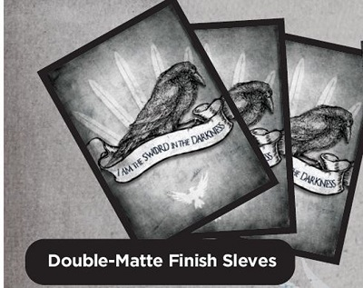 50 Sleeves: Sword in the Darkness Double Matte
