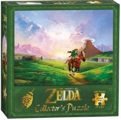 Puzzle: Legend of Zelda: Links Ride