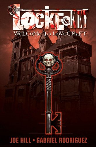 Locke and Key: Volume 1: Welcome to Lovecraft HC - Used