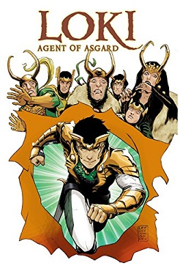 Loki: Agent of Asgard: Volume 2: I Cannot Tell a Lie TP