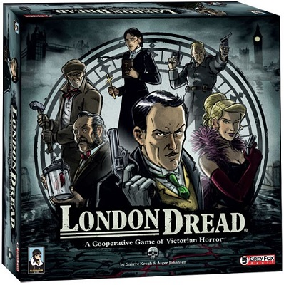 London Dread Board Game