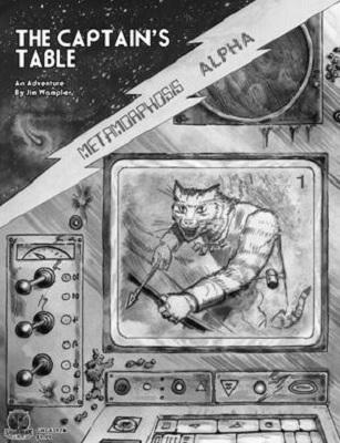 Metamorphosis Alpha: The Captain's Table