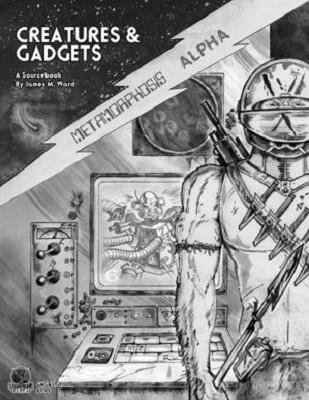 Metamorphosis Alpha: Creatures and Gadgets