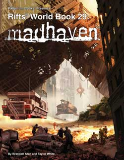 Rifts: Madhaven - Used