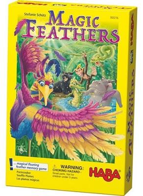 Magic Feathers Board Game
