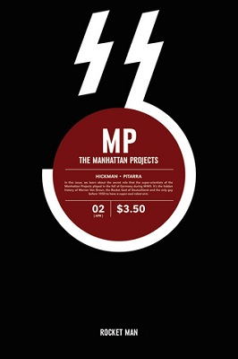 The Manhattan Projects (2012) no. 2 - Used