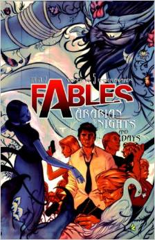 Fables: Volume 7: Arabian Nights (and Days) TP