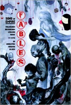 Fables: Volume 9: Sons of Empire TP