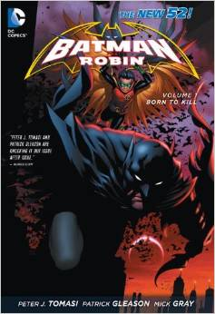 Batman and Robin: Volume 1: Born to Kill HC - Used