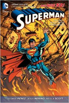 Superman: Volume 1: What Price Tomorrow TP