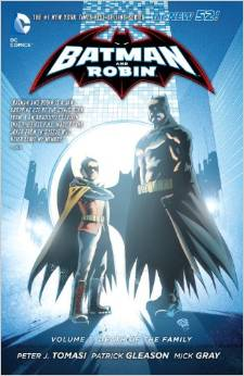 Batman and Robin: Volume 3: Death of the Family HC - Used