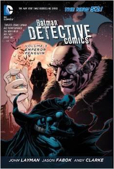 Batman Detective Comics: Volume 3: Emperor Penguin HC - Used