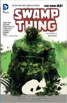 Swamp Thing: Volume 4: Seeder TP - Used