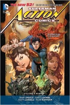 Superman Action Comics: Volume 4: Hybrid HC - Used