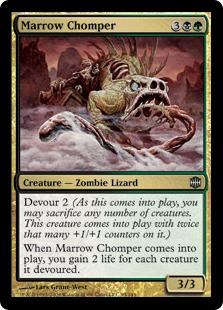 Marrow Chomper