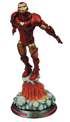Marvel Select: Iron Man Action Figure