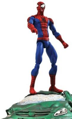 Marvel Select: Spider-Man Action Figure