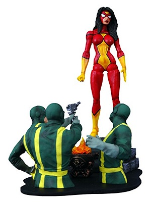 Marvel Select: Spider-Woman Action Figure