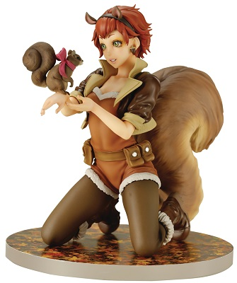 Squirrel Girl Bishoujo Statue