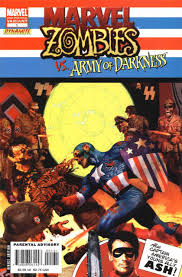 Marvel Zombies vs Army of Darkness (2007) Complete Bundle - Used