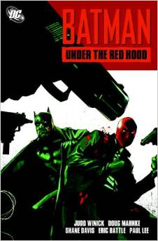 Batman: Under the Red Hood - Used
