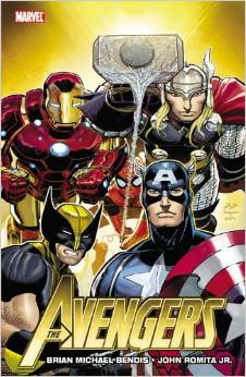 Avengers by Brian Michael Bendis: Volume 1 TP