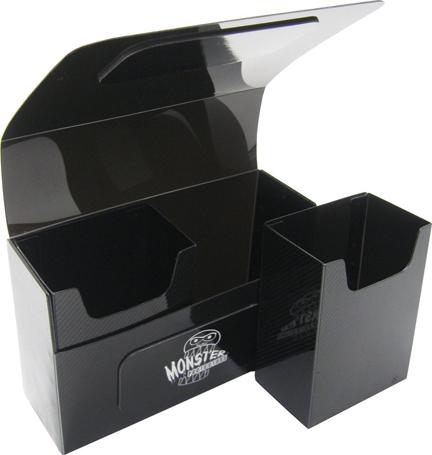 Double Deck Box: Black
