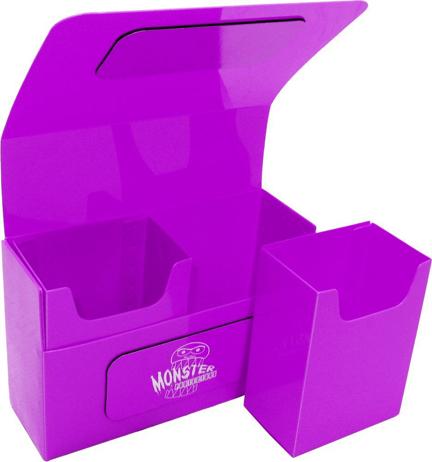 Double Deck Box: Purple