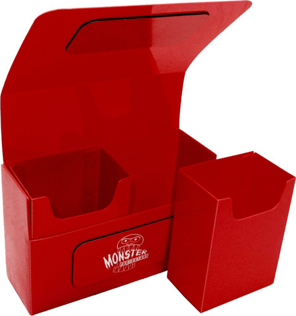 Double Deck Box: Red