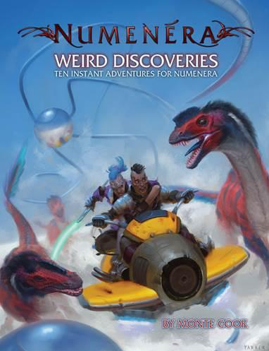 Numenera: Weird Discoveries