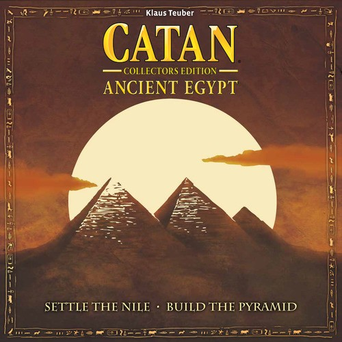 Catan: Ancient Egypt Collectors Edition