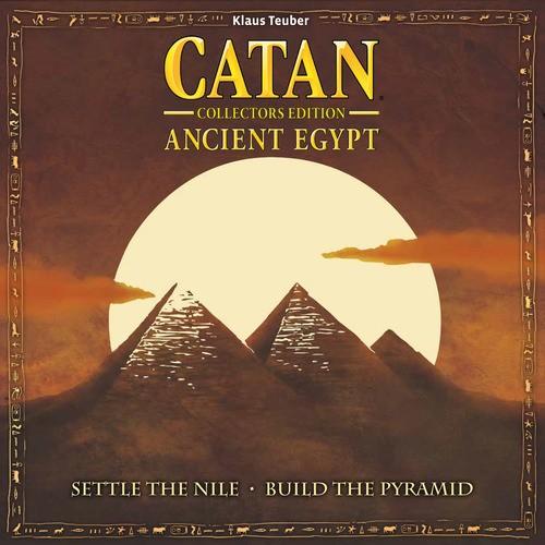 Catan: Ancient Egypt Collectors Edition