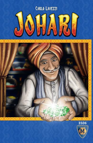 Johari Board Game - USED - By Seller No: 12863 Lowell Steiner