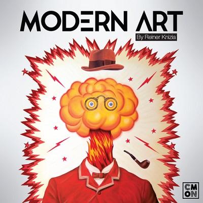Modern Art Board Game