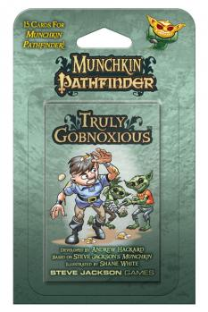Munchkin Pathfinder: Truly Gobnoxious Blister Pack