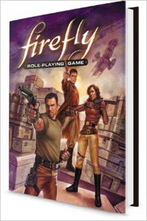 Firefly Role Playing Core Book - Used