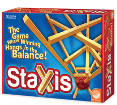 Staxis Board Game