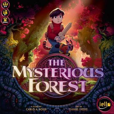 The Mysterious Forest Card Game