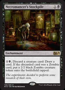 Necromancer's Stockpile