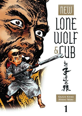 New Lone Wolf and Cub: Volume 1 TP (MR)