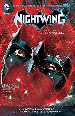 Nightwing: Volume 5: Setting Son TP