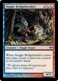 Noggle Bridgebreaker