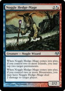 Noggle Hedge-Mage
